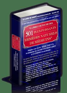 501 Plus Puissants Remèdes Naturels de Médecins