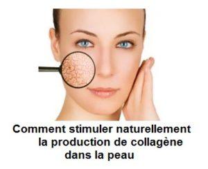 Comment stimuler naturellement la production de collagène dans la peau