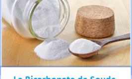 Le Bicarbonate de Soude : Attention ne pas confondre avec…