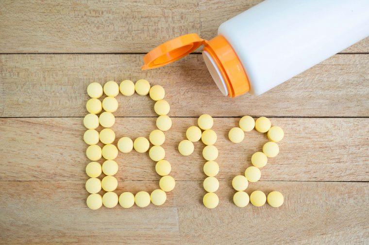 Huit signes indiquant que vous pourriez être déficient en vitamine B12