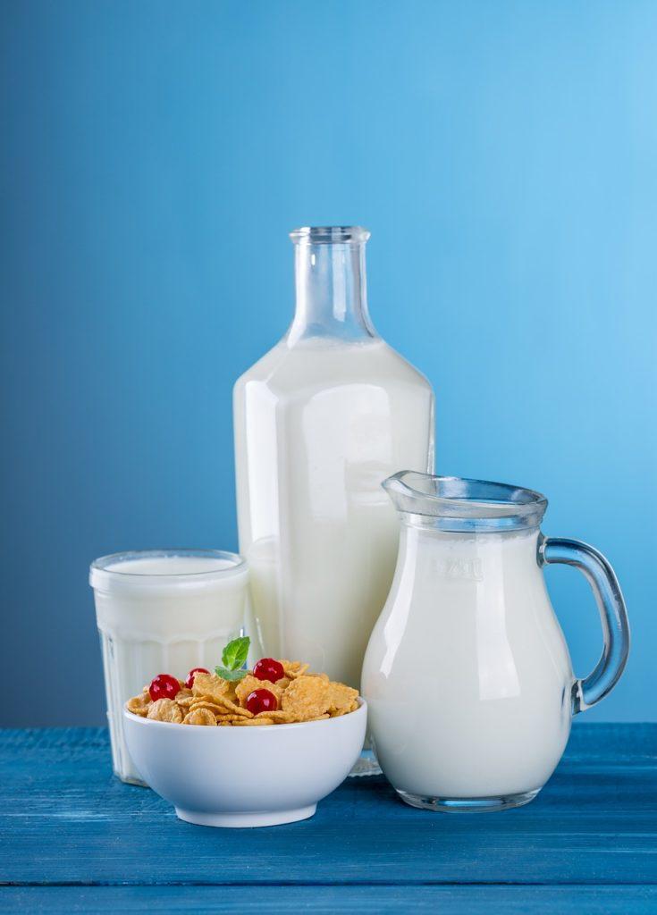 Les produits laitiers fermentés abaissent les maladies cardiaques